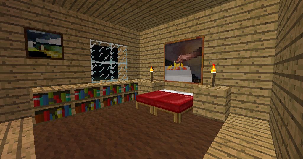 Minecraft en txt para qu sirven las camas en minecraft for Cama minecraft