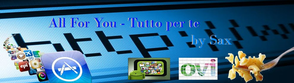 All for You-Tutto per TE