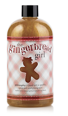 Philosophy, Philosophy The Gingerbread Girl, Philosophy 3-in-1, Philosophy The Gingerbread Girl Shampoo Shower Gel & Bubble Bath, shampoo, shower gel, bubble bath, body wash