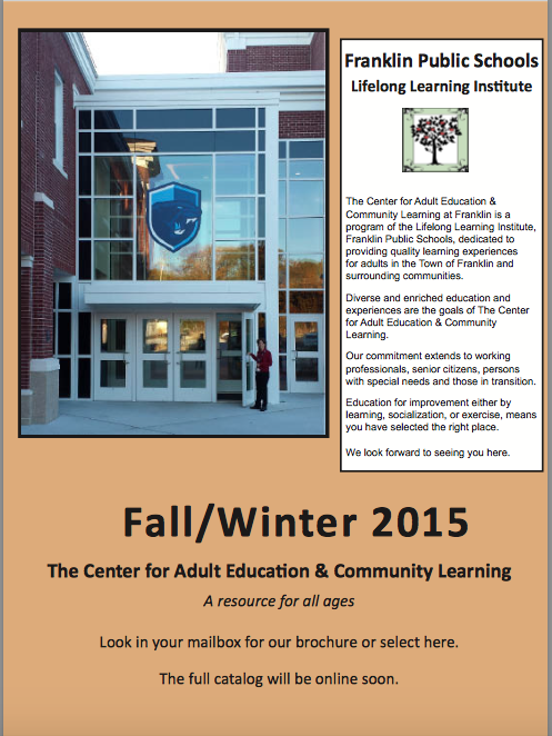 Franklin Adult Education 23
