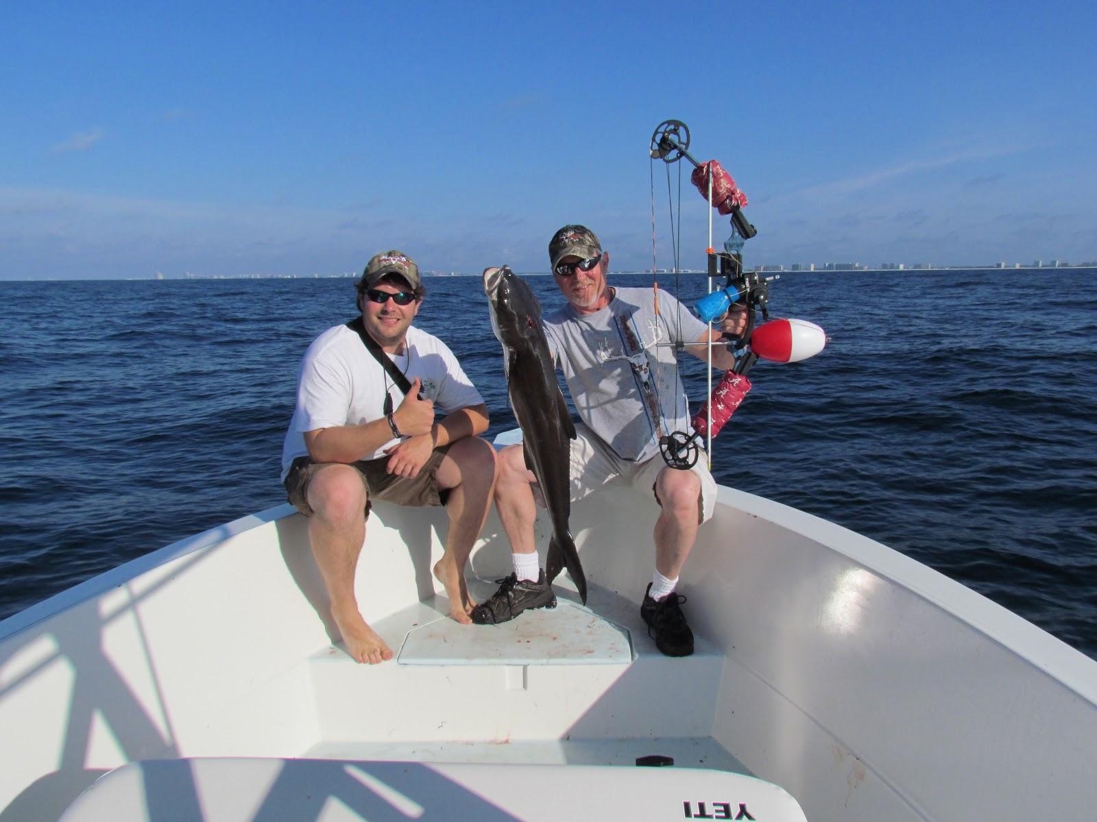 Florida Bowfishing