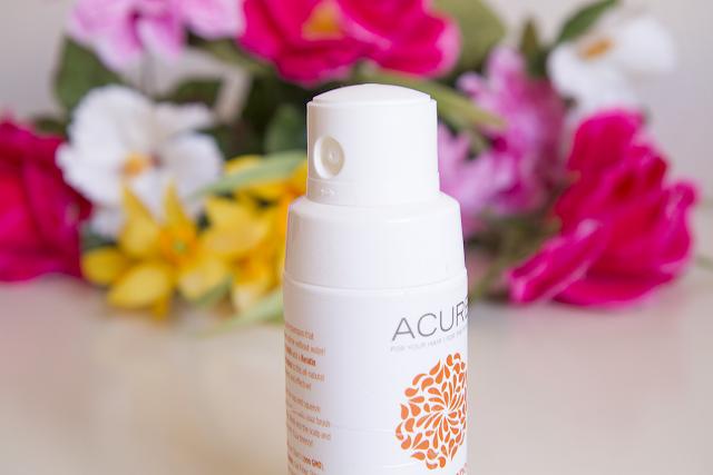 Photo of Acure dry shampoo.