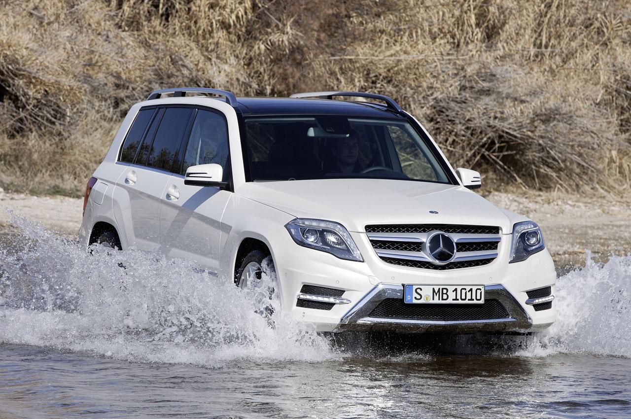 2016 Mercedes-Benz GLK