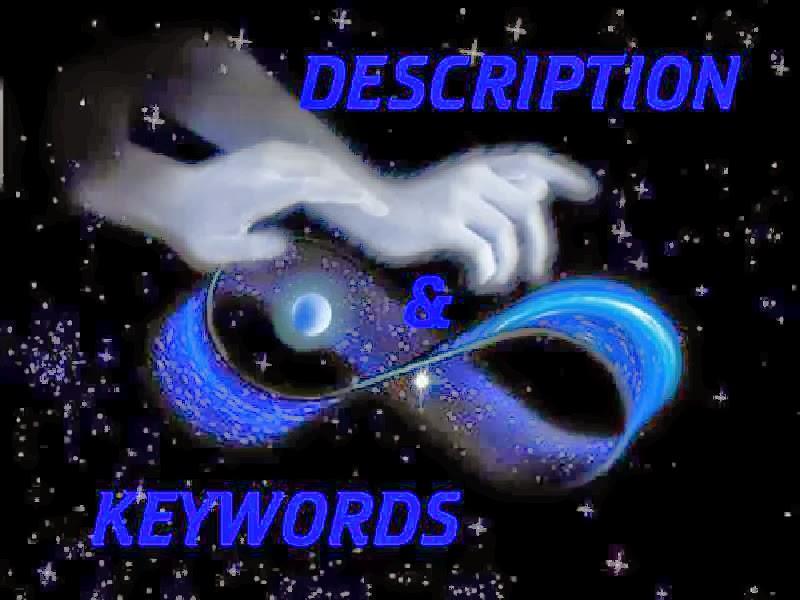 Описание и ключевые слова