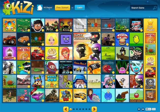 games kizi com