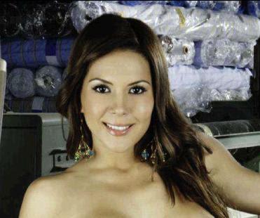 Fotos de Maythe Coronado Revista Playboy Venezuela Septiembre 2011
