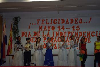 """Festival """"Conmemoración y Homenaje""""."""