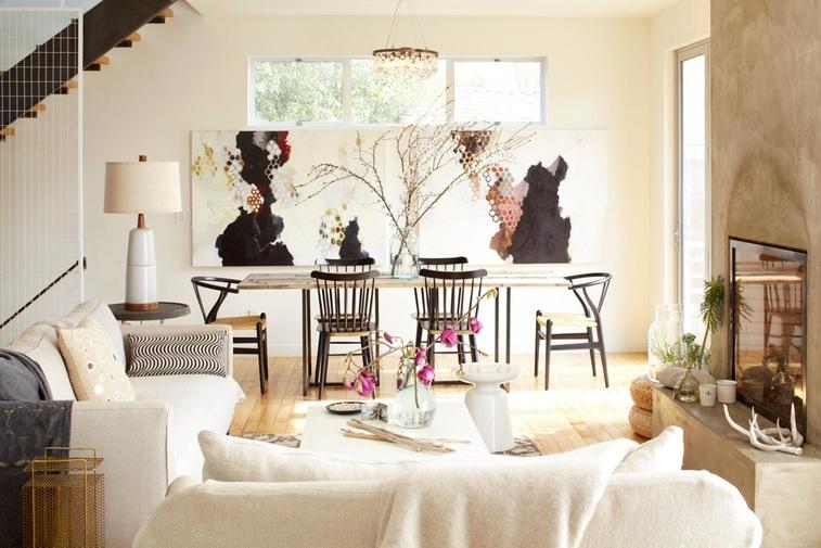 Decor inspiration lofty cali bungalow by allison bloom for Decoracion rustica moderna