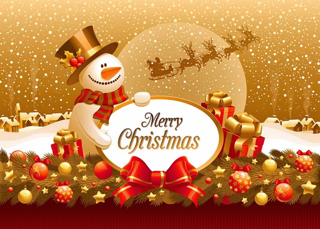 Amazing Cute Merry Christmas Background Full HD 1080p Wallpapers PIXHOME