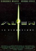 locandina alien la clonazione