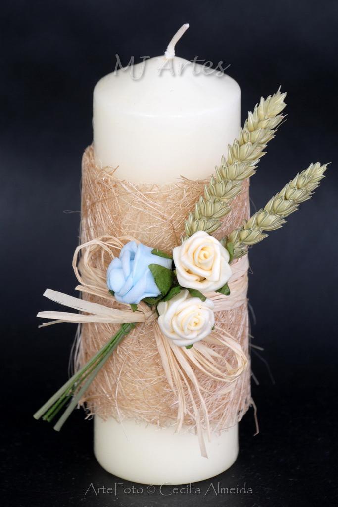 Mj artes velas decorativas - Velas decorativas ...