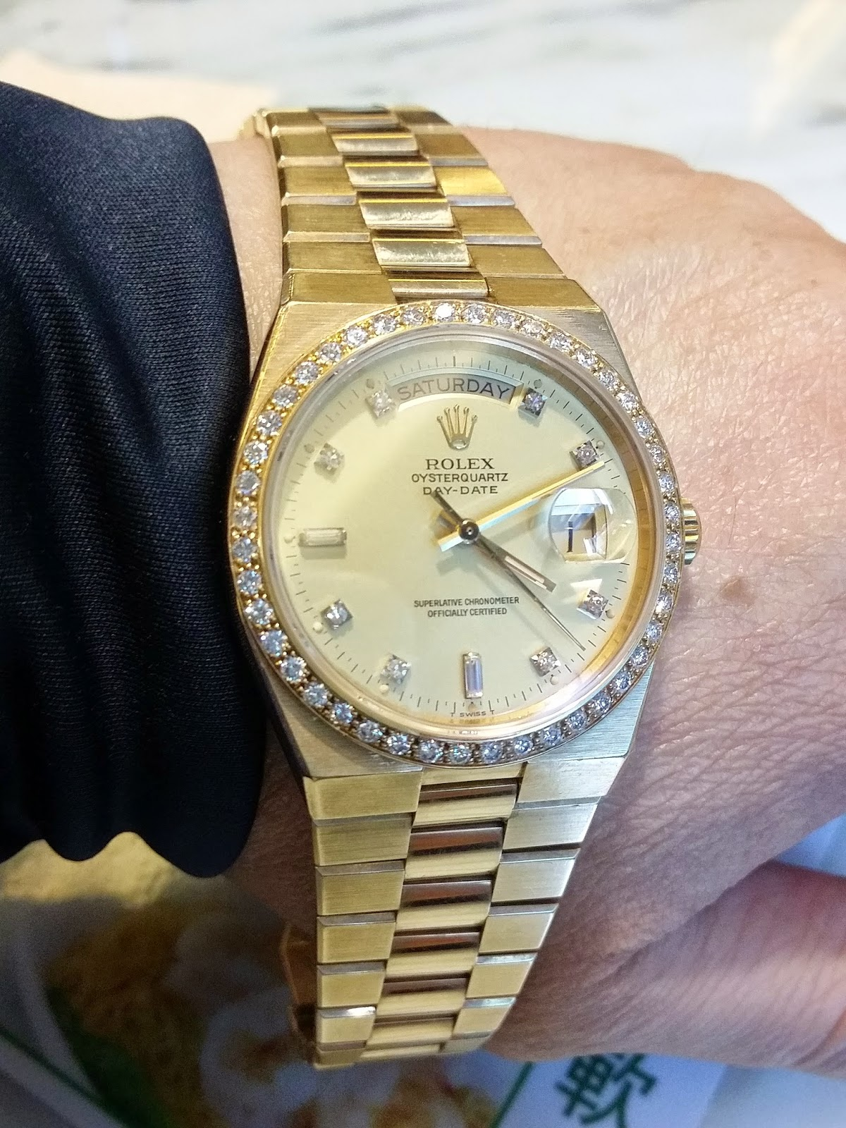 rolex watches are made where