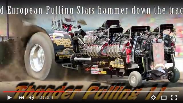 "Intro of ""THUNDER PULLING 11"""