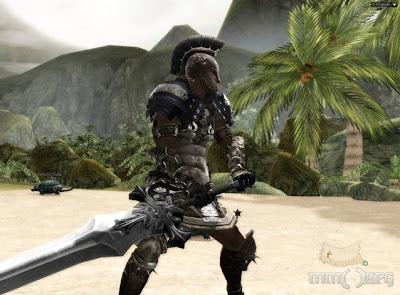 Классы в онлайн игре Troy онлайн