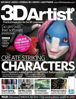 3D Artist Magazine Issue 47