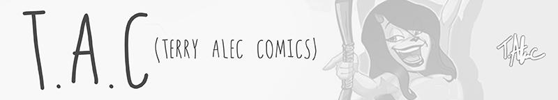 Terry Alec COMICS
