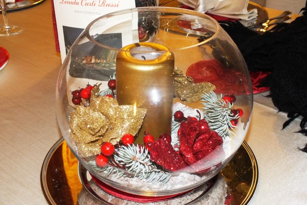 Natale in economia parte ii mamme a spillo - Centro tavola con frutta ...