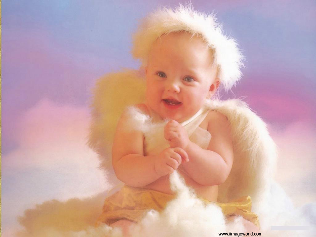 baby angels wallpapers |see to world