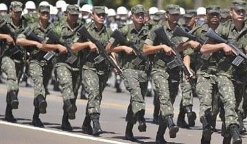 SERVIÇO  Alistamento militar 2017 pode ser feito pela internet