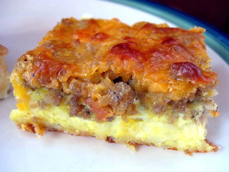Breakfast Casseroles - A Turtle's Life for Me