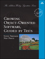 Cover of 'Growing Object-Oriented Software, Guided by Tests