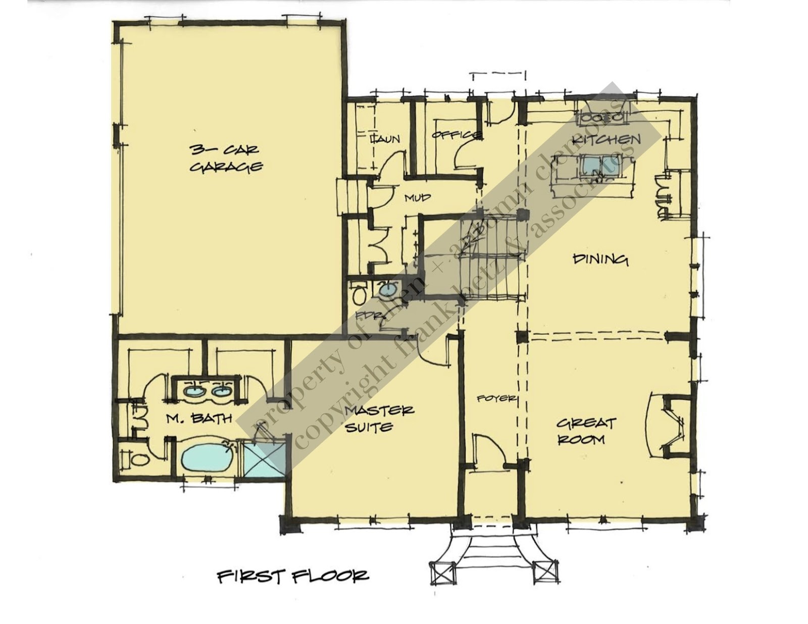 Design dump floor plan of our new house for New home floor plans