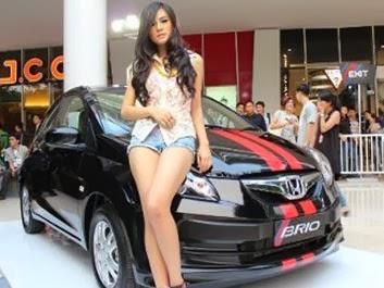 Honda Brio Bandung