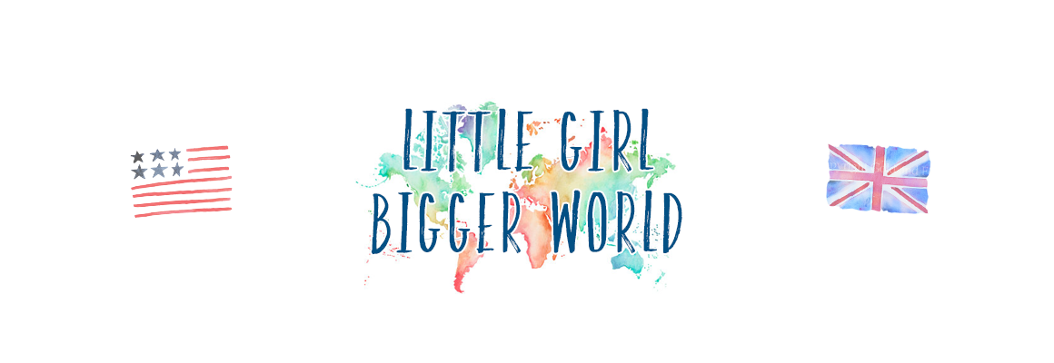 Little Girl, Bigger World