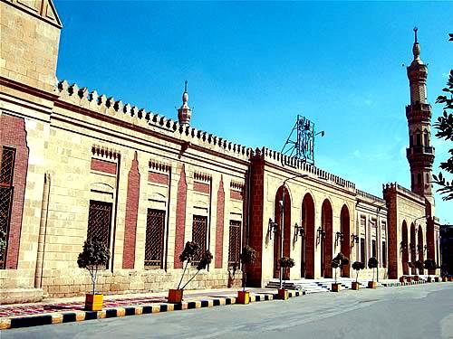 مسجد سيدى إبراهيم الدسوقى