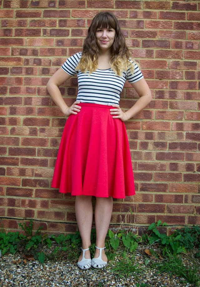 5 ways to wear a stripe dress