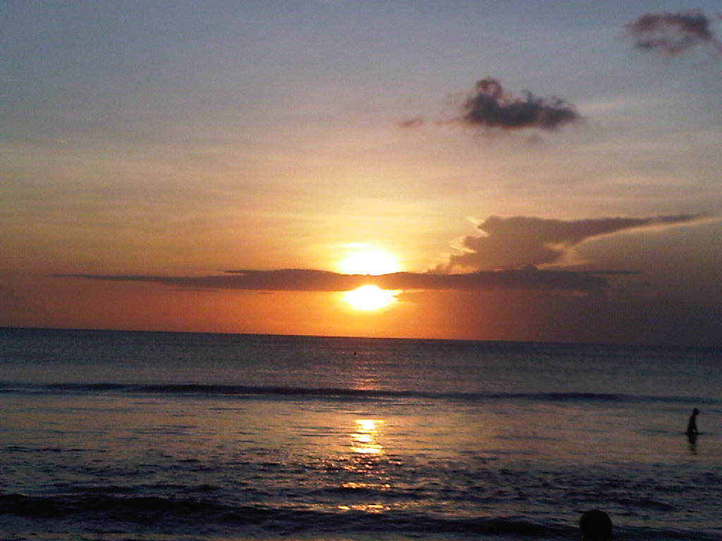 keindahan panorama alam pantai kuta bali   yoshiwafa blog