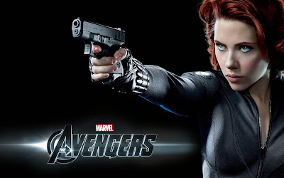 Scarlett Johansson Avengers