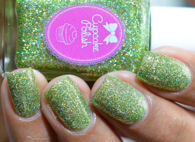 Cupcake Polish Magic