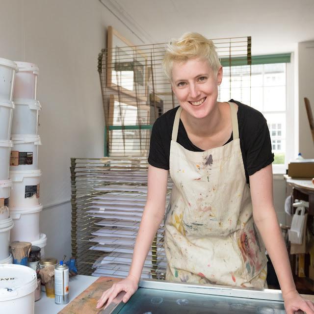 Lottie Day textile designer