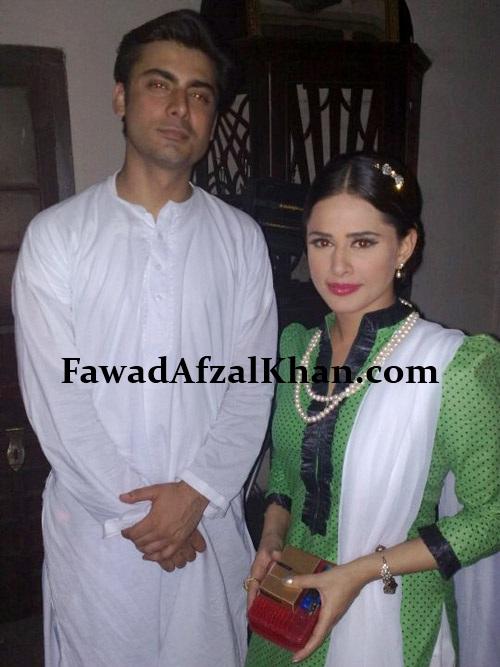 Fawad Khan and Mehreen Raheel   Dastaan Mehreen Raheel Dastaan