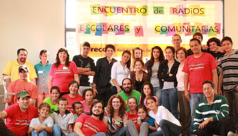 RERECOM - Red de Radios Escolares y Comunitarias de Misiones