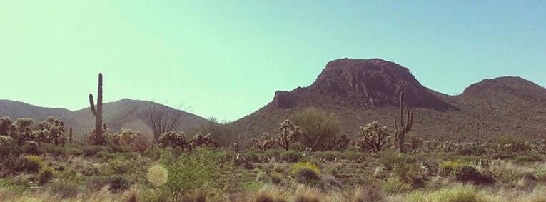 Arizona Road Trip | www.isntthatsew.com