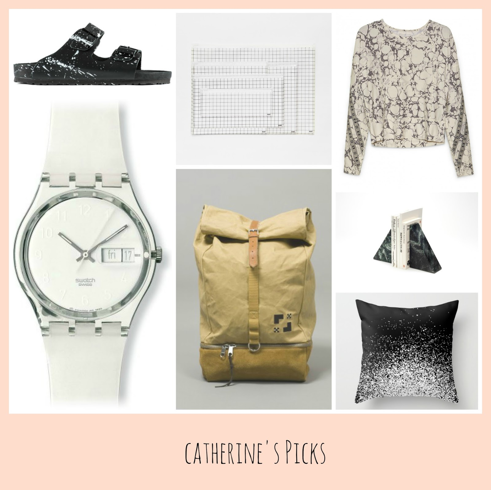 THINGS: GUEST BLOGGER: Catherine from