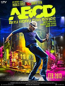 ABCD – Any Body Can Dance Watch Online Free Full Movie