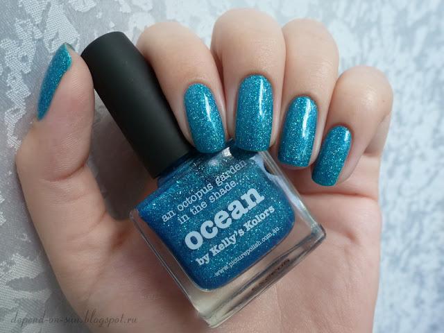 Picture polish Ocean