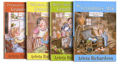 In Grandma's Attic Series