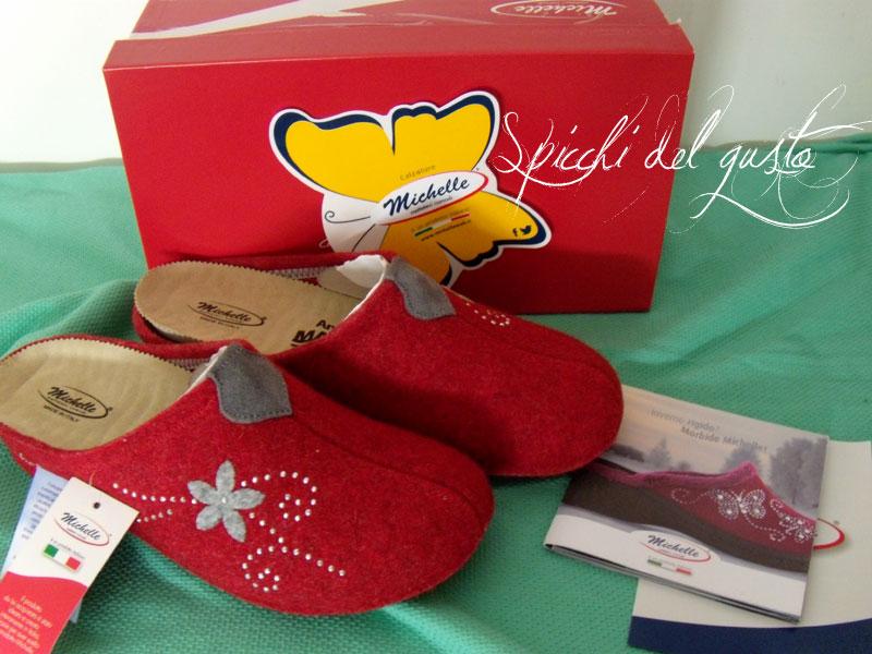 Calzature Michelle pantofole
