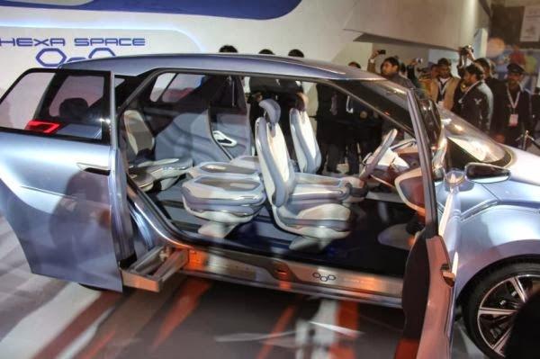 Hyundai HexaSpace MPV