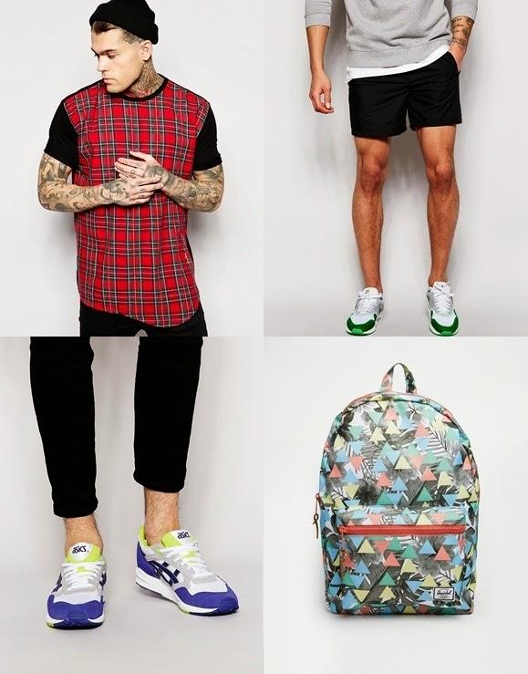 ASOS Menswear Summer Wishlist