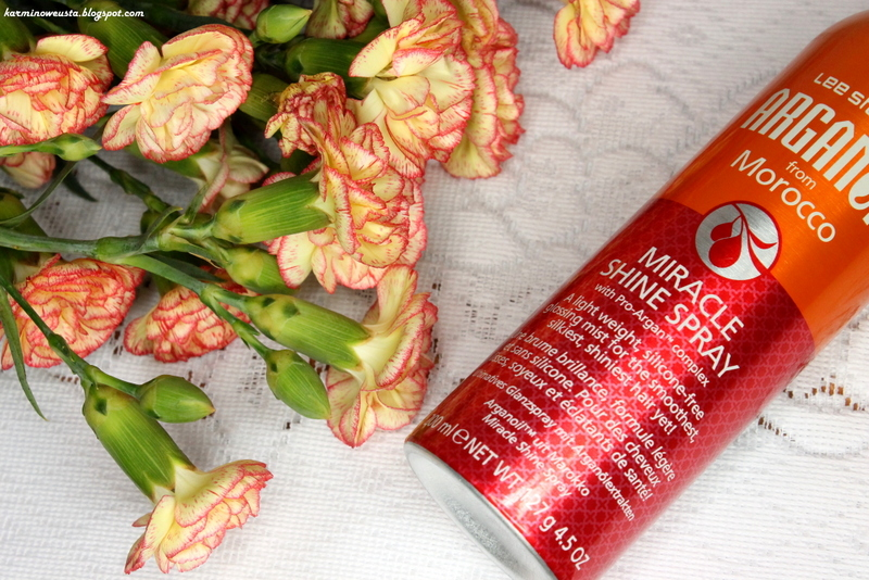 Lee Stafford Argan Oil Miracle Shine Spray