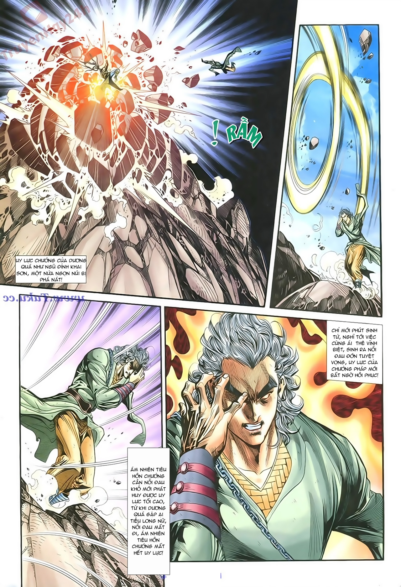 Thần Điêu Hiệp Lữ chap 86 – End Trang 15 - Mangak.info