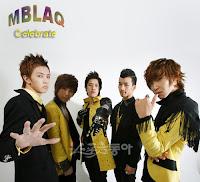 MBLAQ. Celebrate