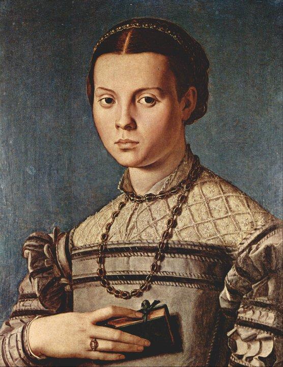 Agnolo Bronzino | 1503-1572 - Hayang Modol | 556 x 720 jpeg 106kB