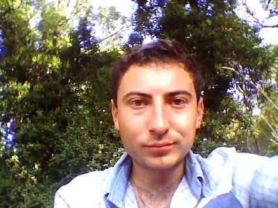 Кадыров Русфет в лесу