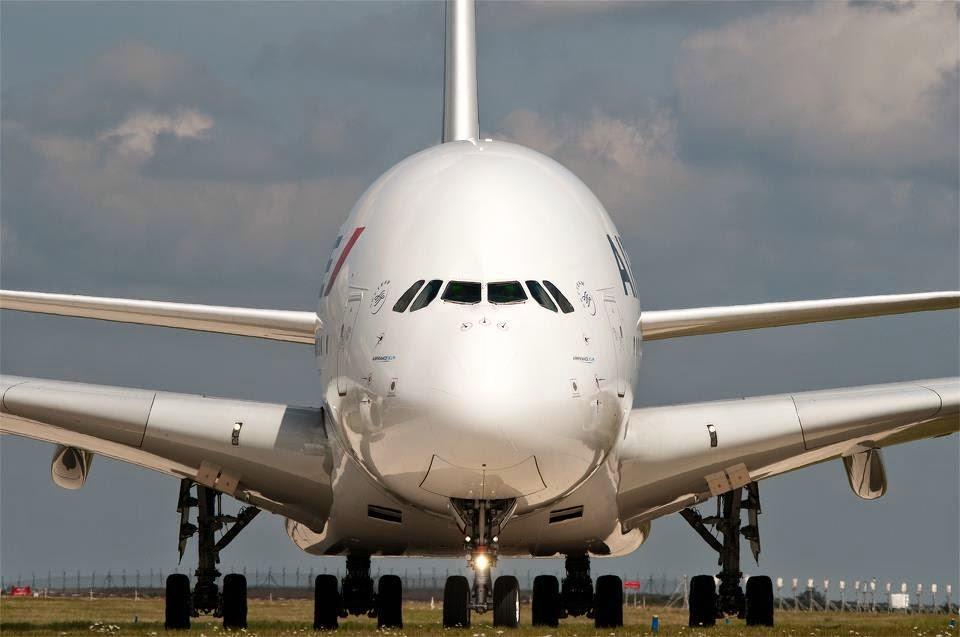 Qual é o maior avião do mundo?